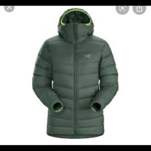 ISO Arc'teryx Thorium in Shorepine XL